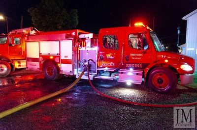 10-06-20  Three Rivers FD - Truck Fire