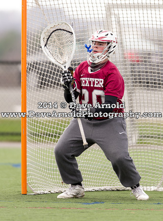 4/17/2014 - Boys Varsity Lacrosse - Nobles vs Dexter