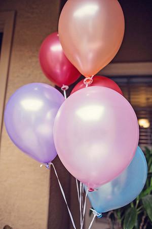 Brinley 1st Birthday party