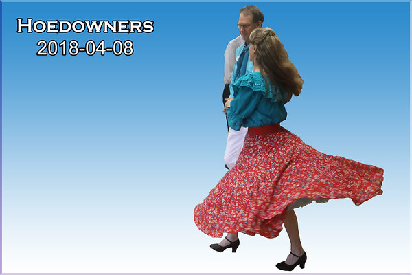 2018-04-08 Hoedowners
