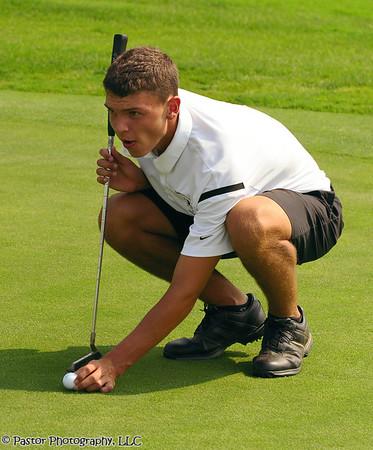 CHS JV and Varsity Golf