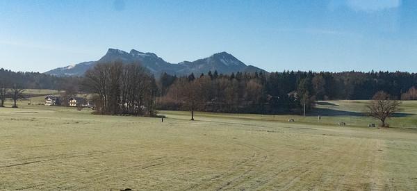 Munich and Salzburg