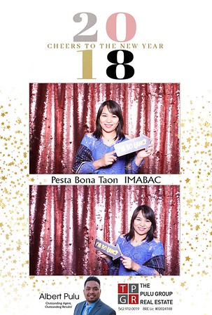 Pesta Bona Taon IMABAC 2018 - Sponsored by he Pulu Group Real Estate
