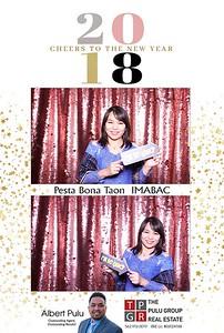 Pesta Bona Taon IMABAC 2018 - Sponsored by he Pulu Group Real Estate