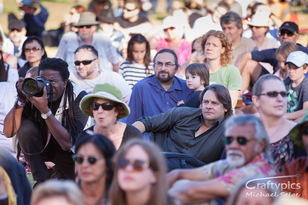 Womadelaide 2014 Crowd