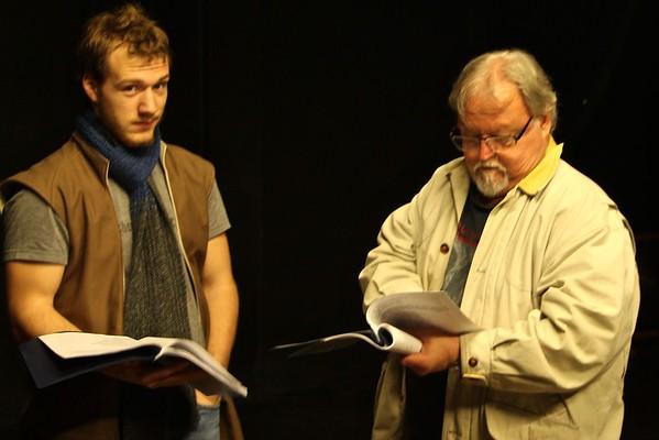 Shakespeare Tempest Rehearsal 12.28.15