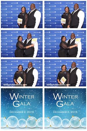 United Airline Gala 2017