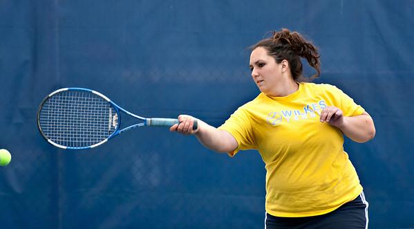 Wilkes Womens Tennis MAC champioship