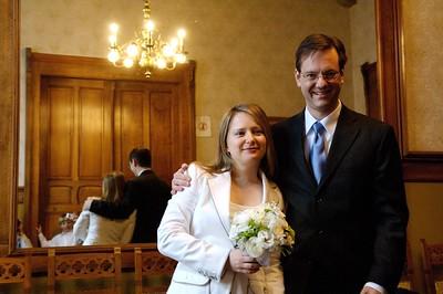 Wedding Jim and Irina, 2007.