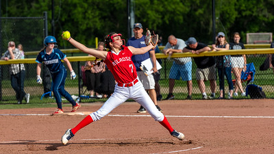 MHS Girls Softball vs Wilmington 18MAY21