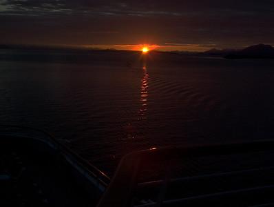 July 11 Sunset