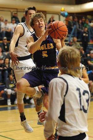 Harrisburg vs. Pleasant Hill Boys HS Basketball