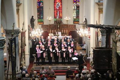 20171022 Weeldezang Concert 2017 kerk St Michiel