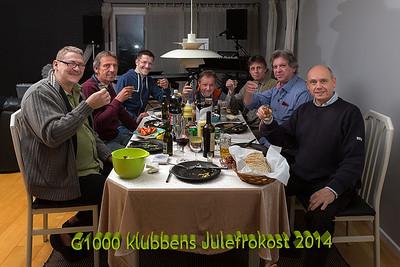 Julefrokost 2014