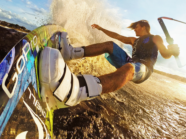 gopro hero surf bundle