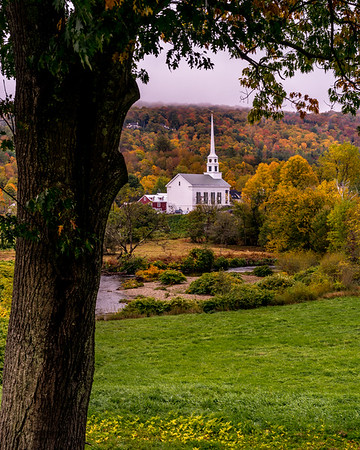 New Hampshire & Vermont Hiking - October 2018