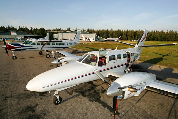 OY-PBG - Reims Cessna F-406 Caravan II