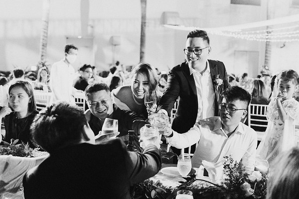 K&W | Wedding Ceremony in Lotte Legend