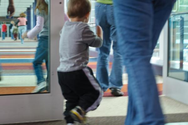 Children's Museum trip with Cousins
