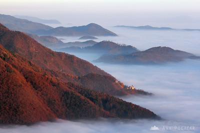 Kamniški vrh - Nov 20, 2011