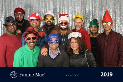 Fannie Mae NOVA End of Year Party 2019