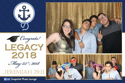 Legacy 2018 Senior Prom - May 23rd, 2018