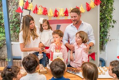 Alejandro 4th Birthday Party
