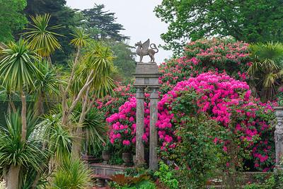 Nordirland - Mount Stewart Gardens