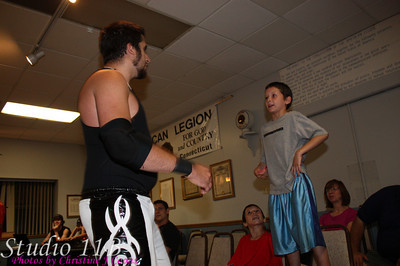 CTWE 090815 - Drew Sensation vs Ian Griffin vs Sullfly