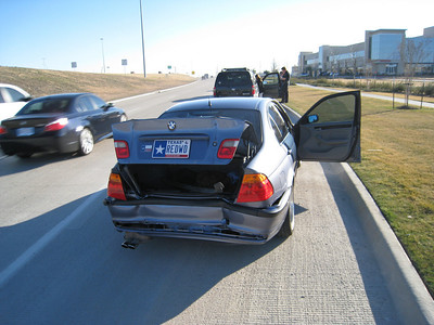 Rear End Wreck 02-03-2009