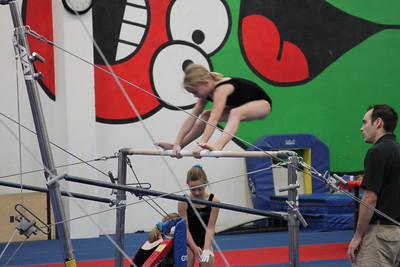 2012 Dec 12 Gymnastics