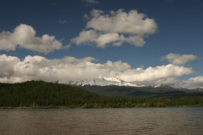 Day 1 - Lake Siskiyou