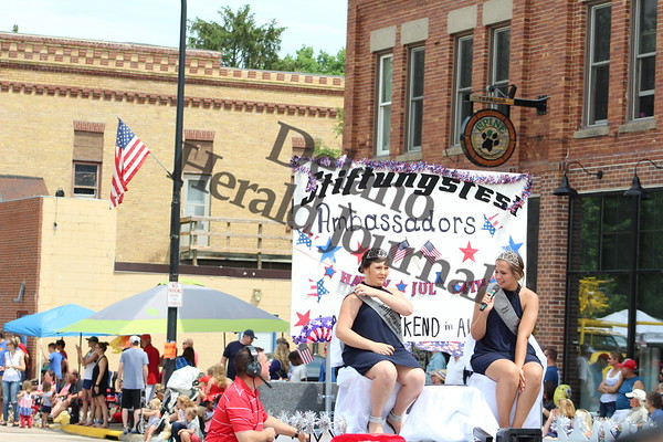 2018 Delano 4th of July parade