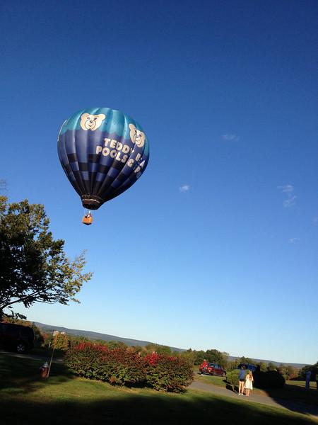 Balloon chasing 2013-09-29