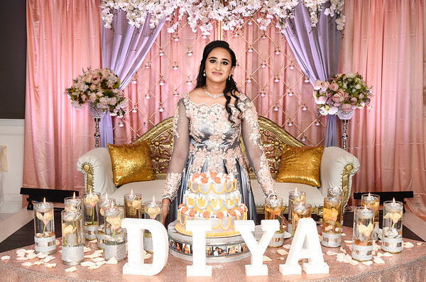 Diya Sweet 16