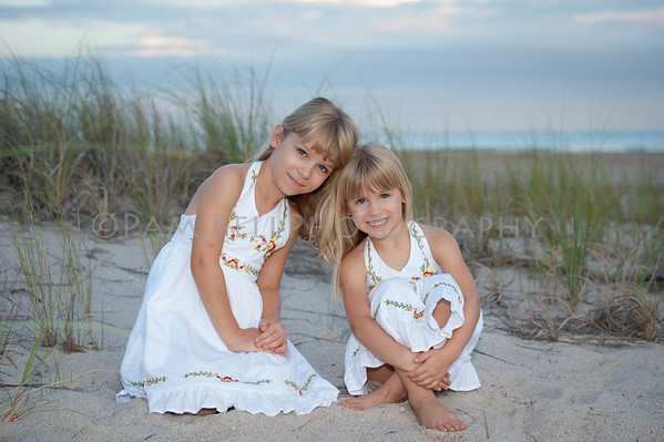 Maddy and Sady - Sept 11 - Amelia Island, FL