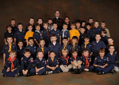 St. Alphonsus Cub Scouts 2012 - 2013