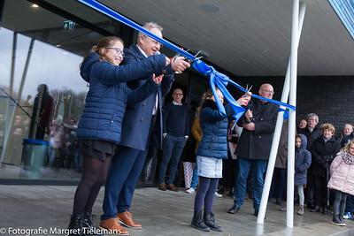 Neerlandia'31 in Dorst opent zijn nieuwe sportcomplex
