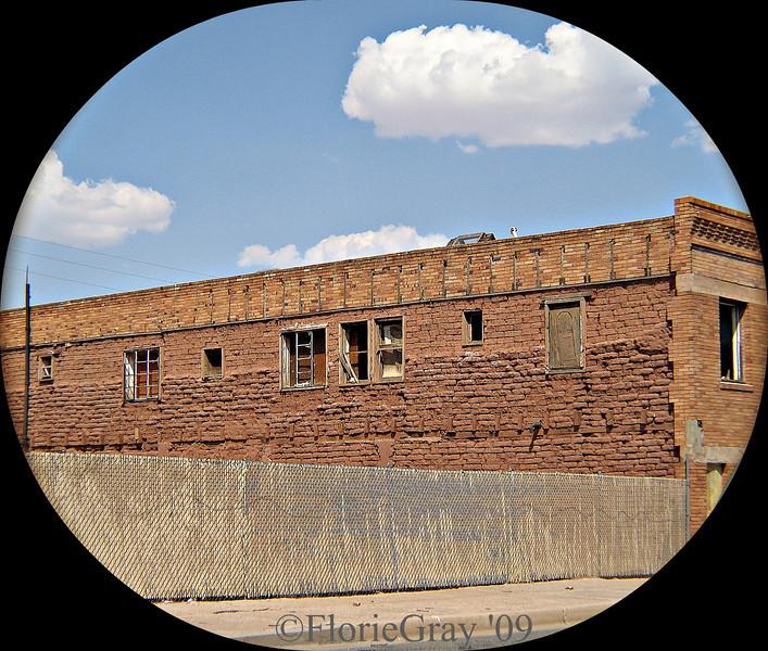 Wonderful Adobe, Winslow, AZ