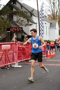Princeton Half Marathon 2013