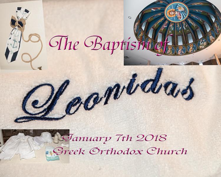 Leonidas_Baptisim