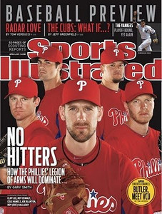 The 2011 Phillies arms.  Un-bee-Lee-vable.