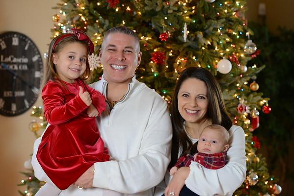 The LoCascio Family 2020