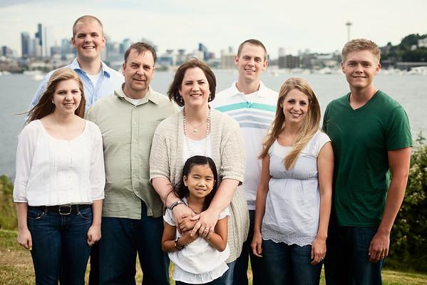 Hinckley Rennie Family Photos