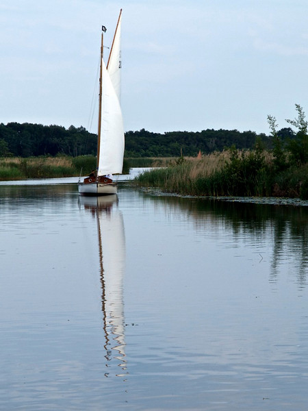 Boating on the Broads