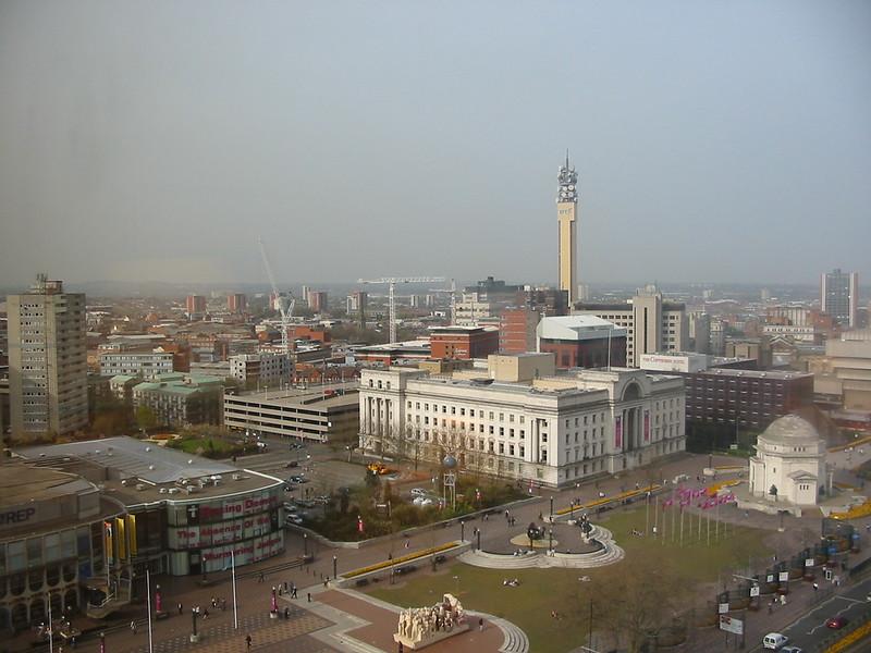 Hyatt - Birmingham UK