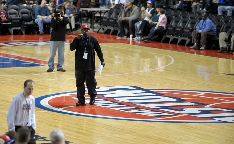 12/18/11 Detroit Pistons Open Practice