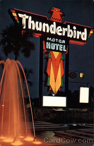 Thunderbird Motor Hotel Jacksonville