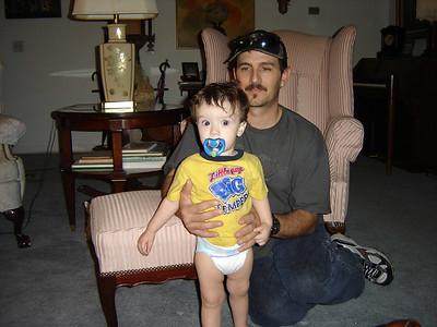 2007 02 21 - Hanging with Lisa and Tim