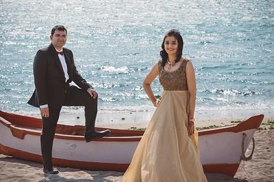 Jenil + Shivali